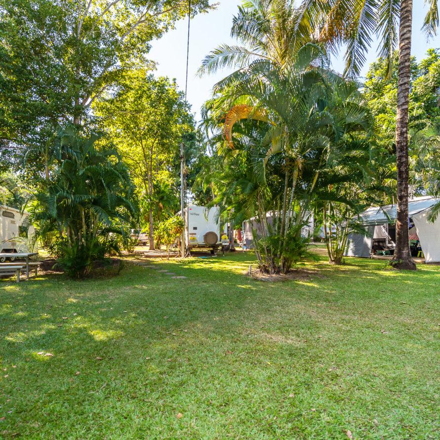 Oasis Tourist Park, Darwin Caravan Parks - Powered Sites