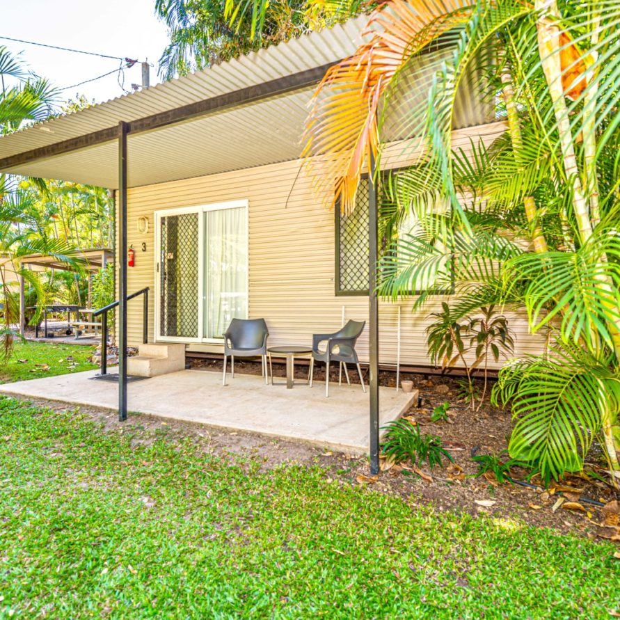 Oasis Tourist Park, Darwin Caravan Parks - Cabins
